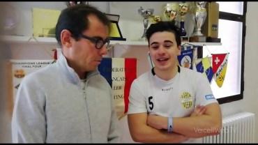 Hockey Pista: sabato si gioca Hockey Monza – Amatori Vercelli