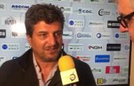 Pro Vercelli-Carrarese 3-1: Silvio Baldini, allenatore Carrarese