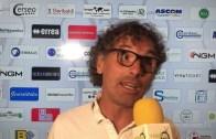 Pro Vercelli-Carrarese 3-1: Vito Griecoi, allenatore Pro Vercelli