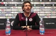 """Dal Canto: """"Pro Vercelli ed Arezzo sono due squadre che stanno bene"""""""