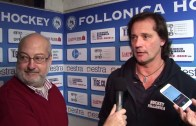 Hockey:Follonica – Amatori Vercelli 4-2, le interviste