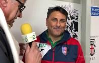 Gozzano – Pro Vercelli 0-1: Antonio Soda, allenatore Gozzano