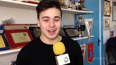 Hockey Amatori Vercelli: le interviste prima di Amatori – Bassano