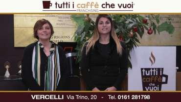 TUTTI I CAFFE' CHE VUOI, Vercelli –  Gennaio 2019