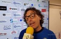 Pro Vercelli – Arezzo 1-0: Vito Grieco, allenatore Pro Vercelli