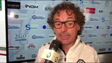Pro Vercelli – Lucchese 0-0: Vito Grieco, allenatore Pro Vercelli