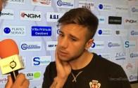 Pro Vercelli – Alessandria 3-1 (playoff): Leonardo Gatto, centrocampista Pro Vercelli