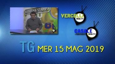 TG – Mer 15 Mag 2019