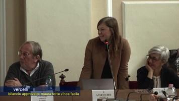 """Vercelli: """"Bilancio approvato: Maura Forte vince facile"""""""
