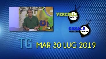 TG – Mar 30 Lug 2019