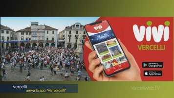 Vercelli: sta arrivando la nuova app ViviVercelli