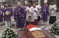 Vercelli: i funerali di Padre Enrico Masseroni