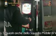 Sequestri di slotmachine in tutta Italia: anche la Squadra Mobile di Vercelli nell'operazione