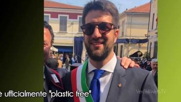 """Crescentino è ufficialmente """"plastic free"""""""