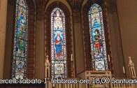 Vercelli: sabato 1° febbraio illuminazione artistica delle vetrate restuarate nella chiesa del Belvedere