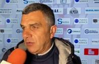 Pro Vercelli – Pontedera 3-1: Ivan Maraia, allenatore Pontedera