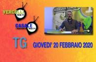 TG – Martedì 18 febbraio 2020