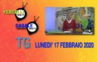 TG – Lunedì 17 febbraio 2020