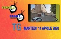 TG – Martedì 14 aprile 2020