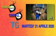 TG – Martedì 21 aprile 2020