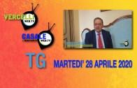 TG – Martedì 28 aprile 2020