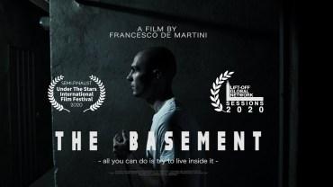"""""""The Basement"""": il """"Covid e la pandemia"""" visti attraverso gli occhi di Francesco De Martini."""