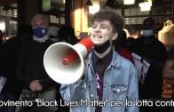 """Vercelli: in tanti a manifestare con """"Black Lives Matter"""" per la lotta contro il razzismo"""