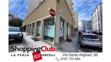 Shopping Club La Perla Vercelli