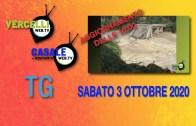 TG – Sabato 3 ottobre 2020 – EDIZIONE SPECIALE delle 18:00