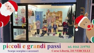 PICCOLI E GRANDI PASSI, Scarpe scarpine e accessori – Vercelli