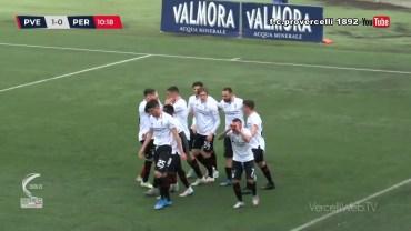 Calcio: Pro Vercelli – Pergolettese 1-0 (le interviste)