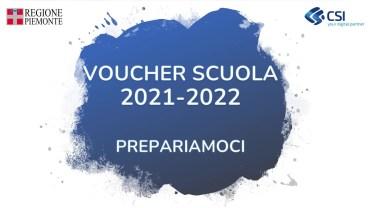 Bando voucher scuola 2021-2022