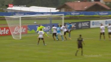 Calcio: Napoli – Pro Vercelli 1-0 (le interviste)