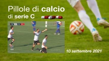 Calcio serie C: domenica in campo per la 3a giornata