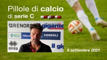 Calcio serie C: le decisioni del giudice sportivo