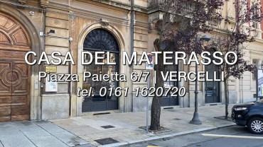 Casa del Materasso | piazza Paietta 6/7 | Vercelli