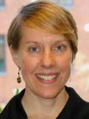 Erika Gubrium, forskare i Norge.