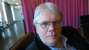 Panelen: Jan Edling, Verdandis förbundsstyrelse och rapportförfattare.