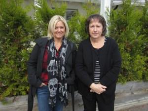 Utmärkelsen delades ut i Hagakyrkan, Borlänge där Catarina Hindriks och Eva Sundqvist från Verdandis Borlängekrets mottog ängeln.