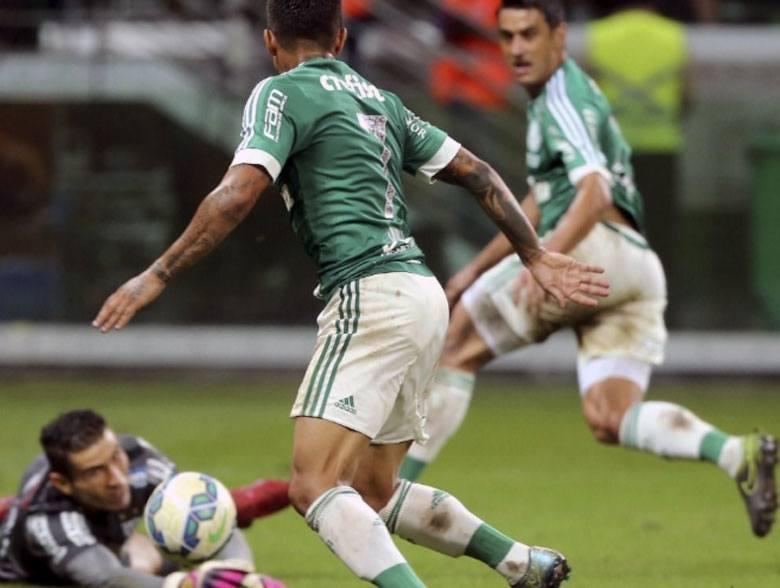 Palmeiras X Santos - Pós-jogo