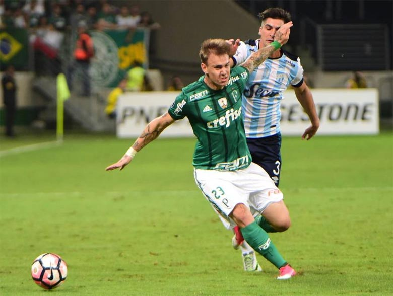 Palmeiras 3x1 Atlético Tucumán