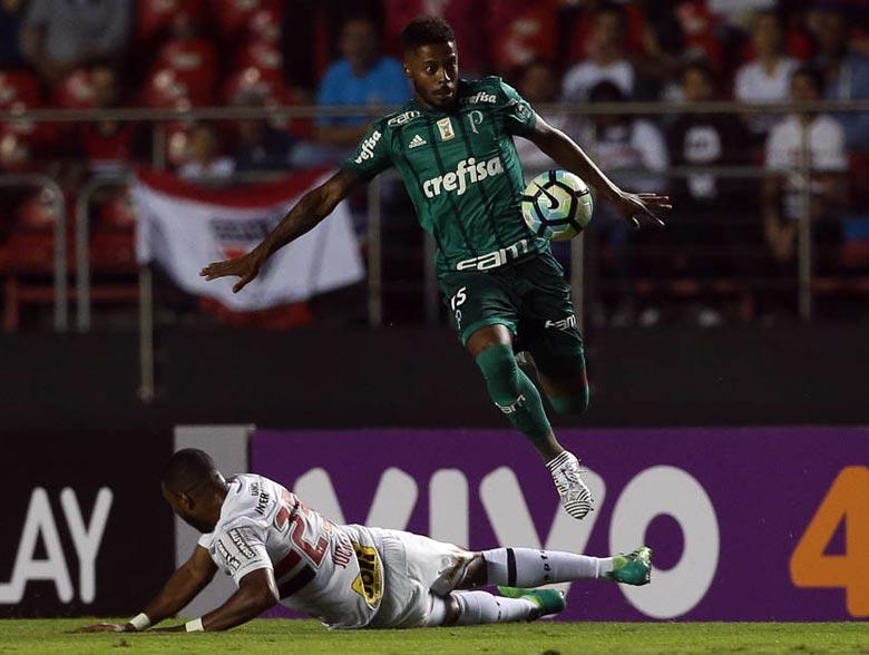 SPFC 2x0 Palmeiras