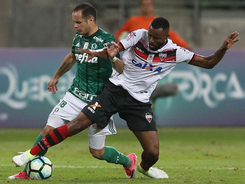 Palmeiras 1x0 Atlético-GO