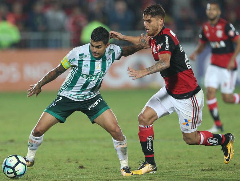 Flamengo 2x2 Palmeiras
