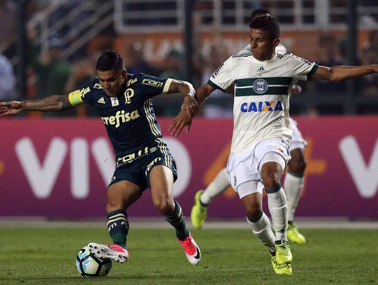 Palmeiras 1x0 Coritiba