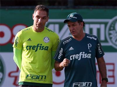 Fernando Prass e Cuca
