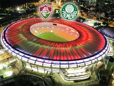 Pré-jogo Fluminense x Palmeiras