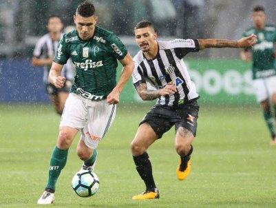 Santos 0x1 Palmeiras