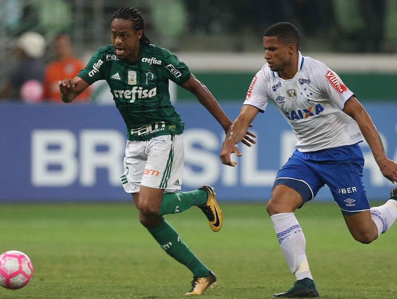 Palmeiras 2x2 Cruzeiro