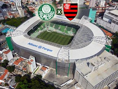 Pré-jogo Palmeiras x Flamengo
